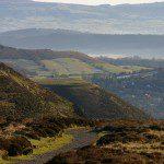 image courtesy of Gordon Dickins - Long Mynd to Church Stretton